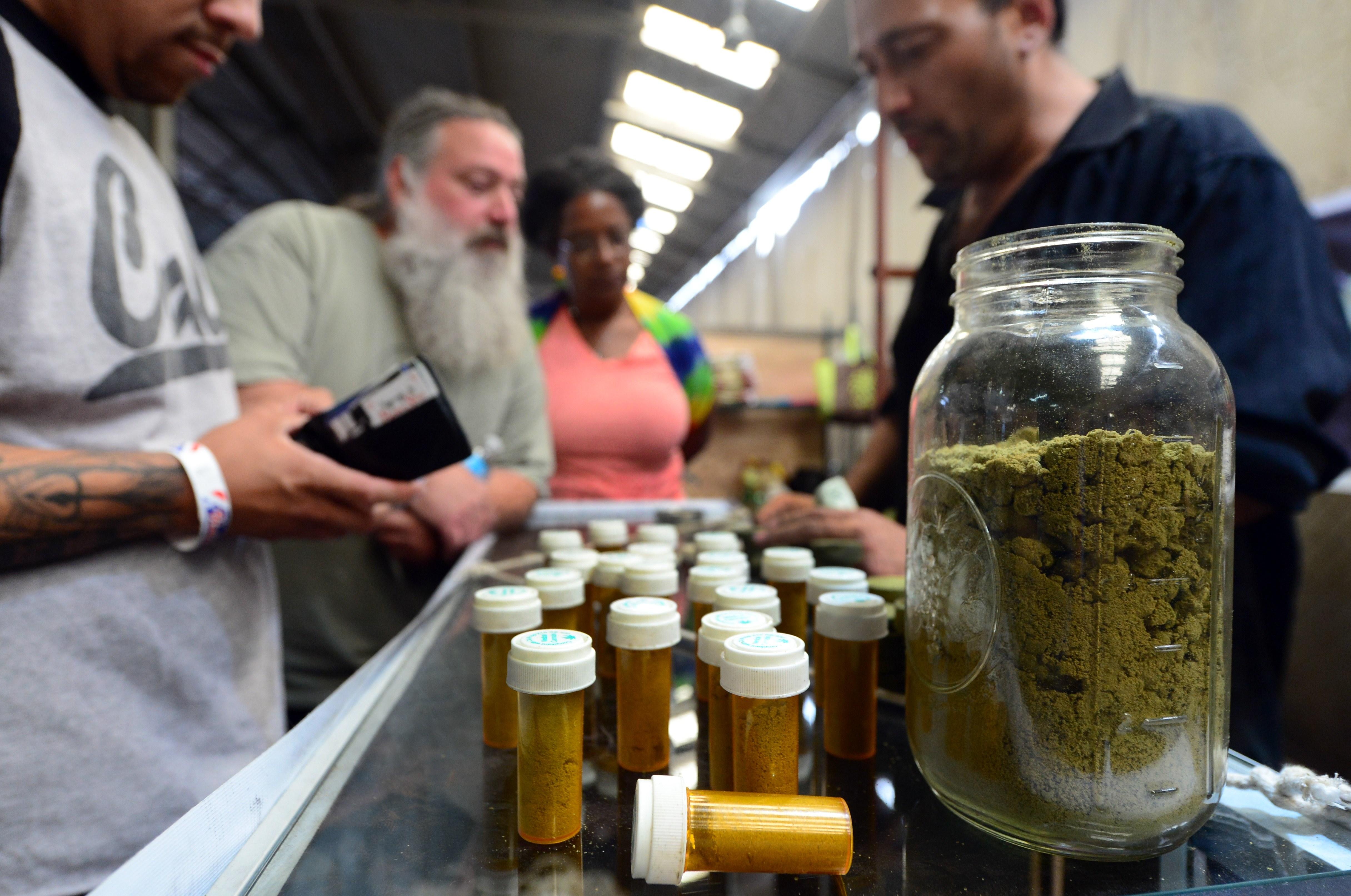 Marijuana Businesses Navigate Prohibitive Federal Tax Law