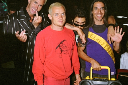 Red Hot Chili Peppers Sound Bodies Warped Minds Rolling Stone
