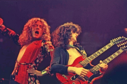 The Durable Led Zeppelin – Rolling Stone