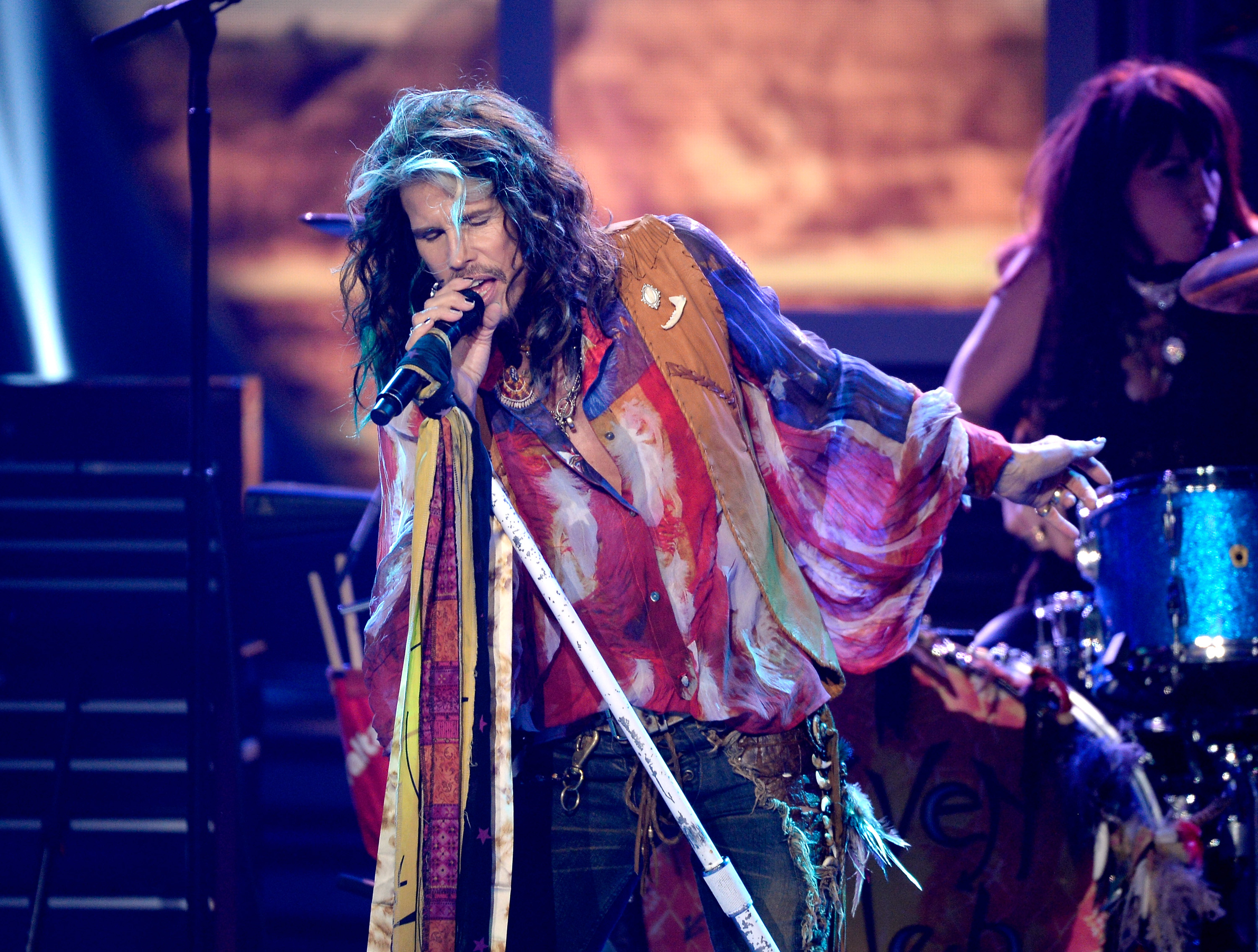Hear Steven Tyler's New Country Song 'Love Is Your Name'