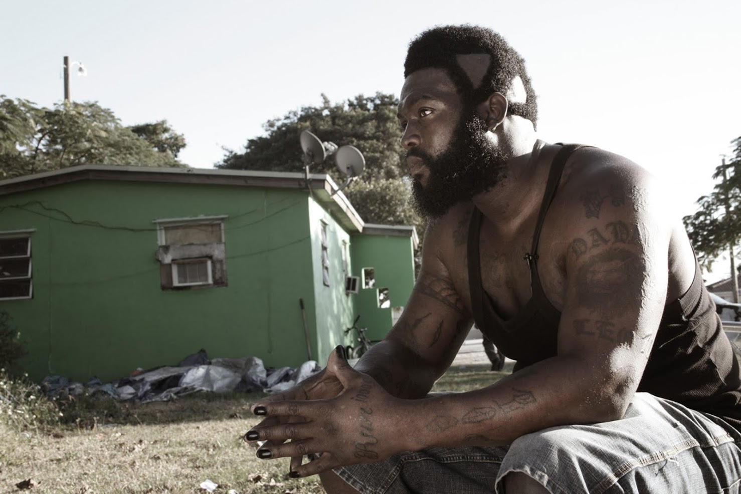 Backyard Fighting Videos dawg fight' director pulls no punches with his brutal new film