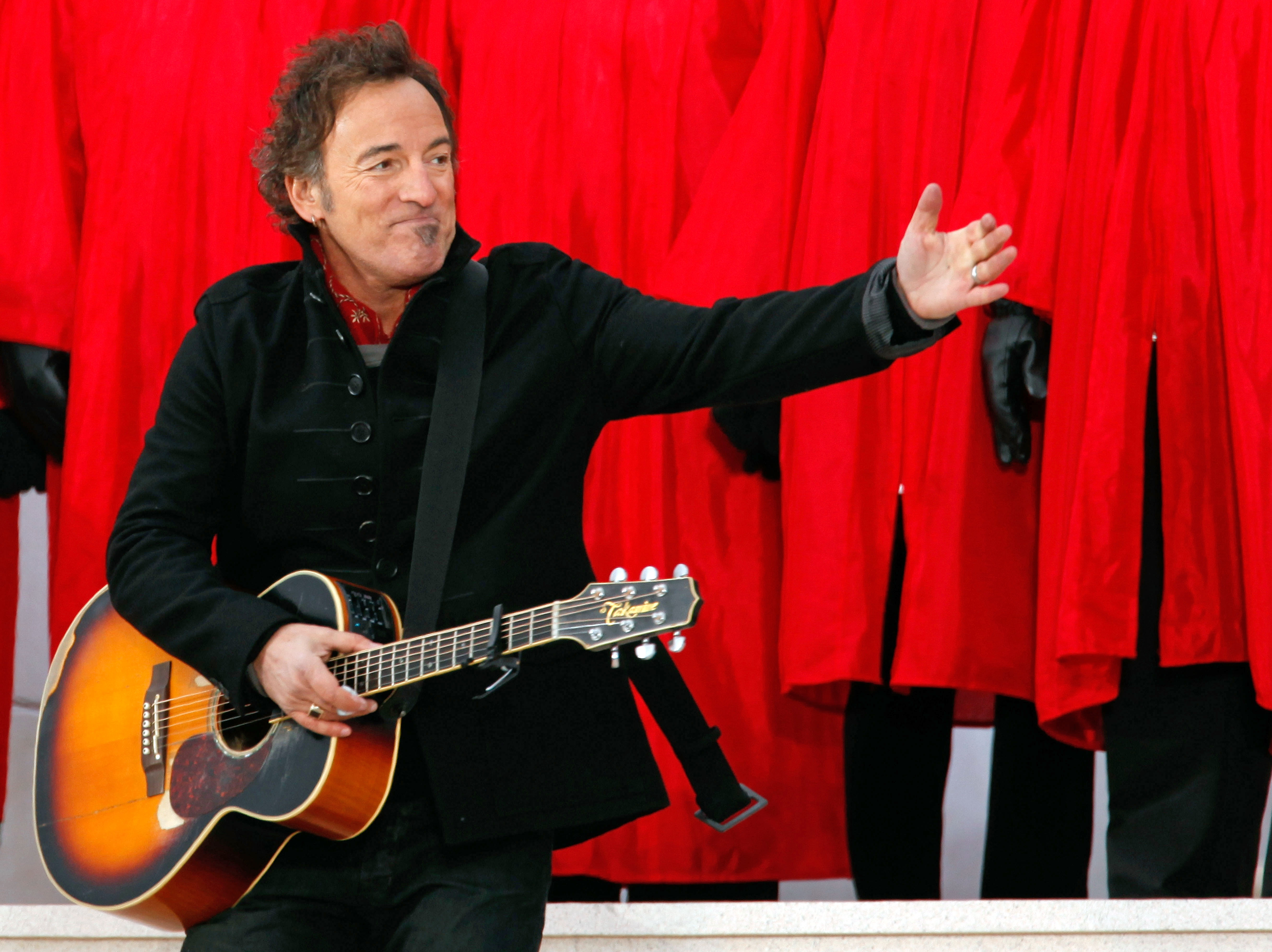 Bruce Springsteen Bringing It All Back Home Rolling Stone