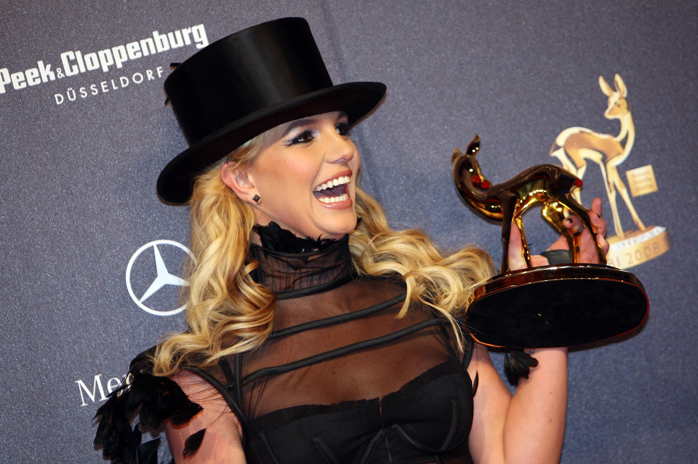 Britney Spears Returns Rolling Stone