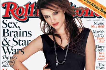 The Private Life of Natalie Portman: Rolling Stone's 2002 Cover