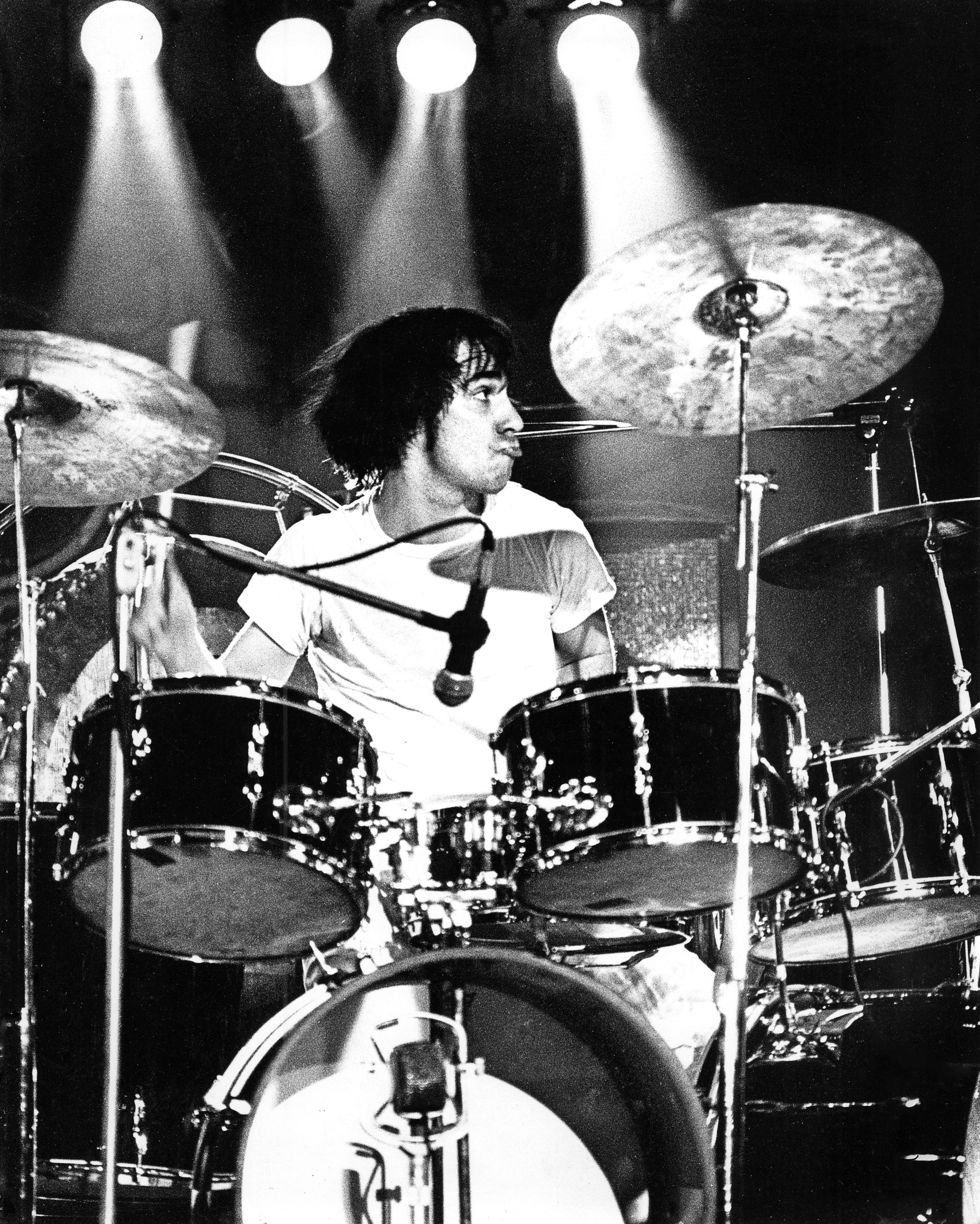 9035f545d3082 Keith Moon  The Who Drummer s Rolling Stone Interview – Rolling Stone