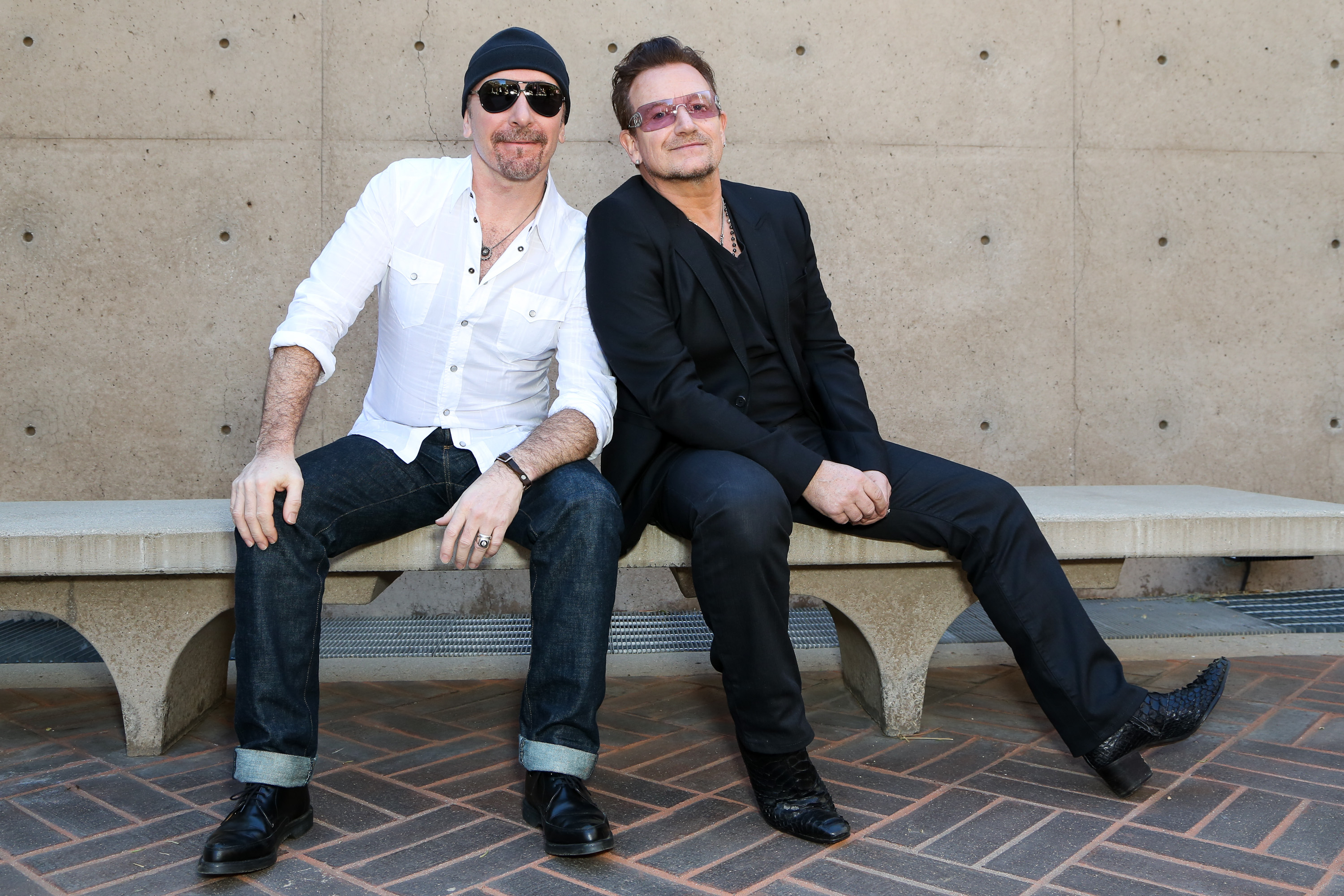 Inside U2's 'Innocence' Spectacle: A Backstage Q&A With Bono and Edge