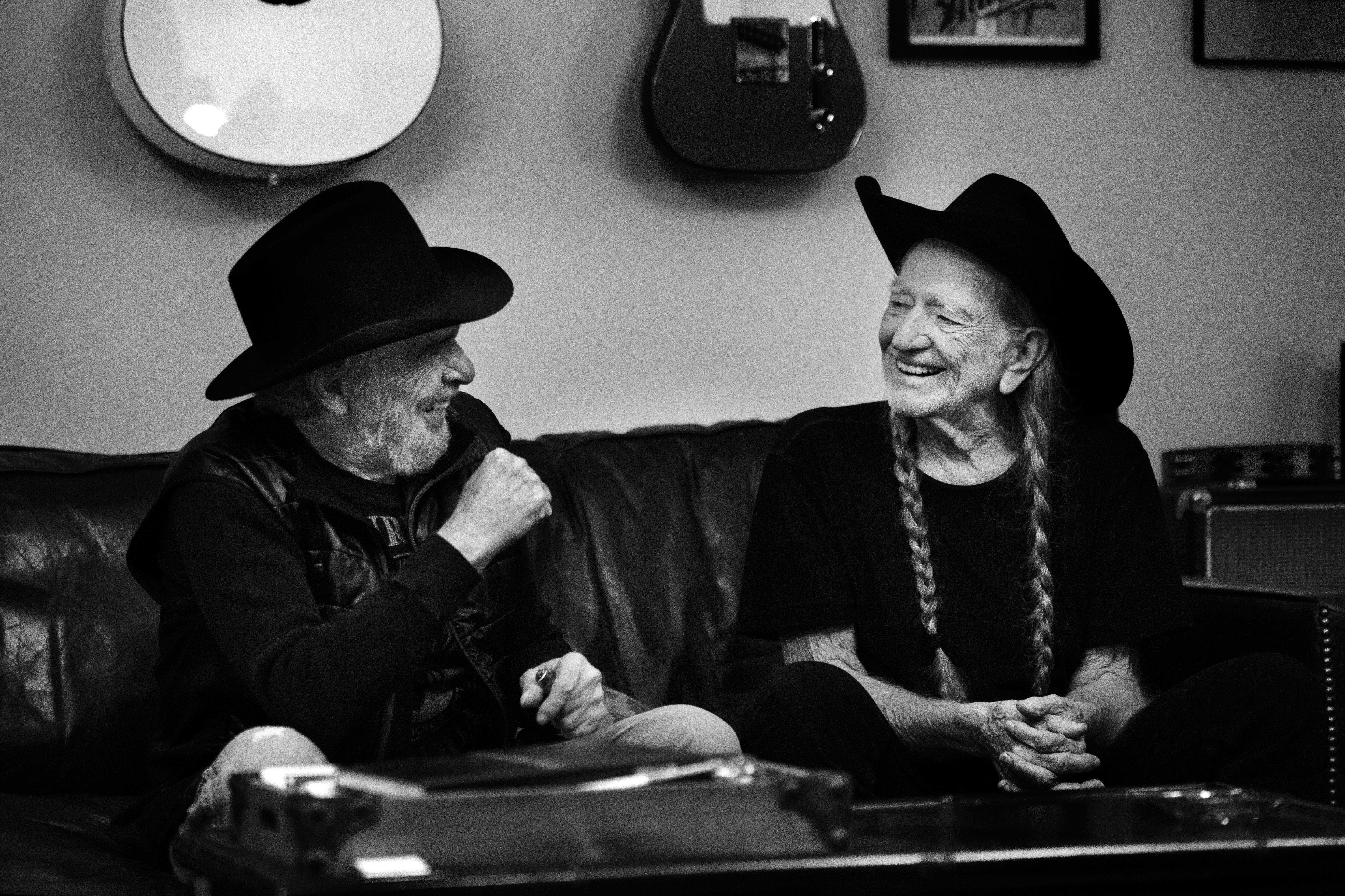 Willie Nelson and Merle Haggard: Pancho and Lefty Ride Again