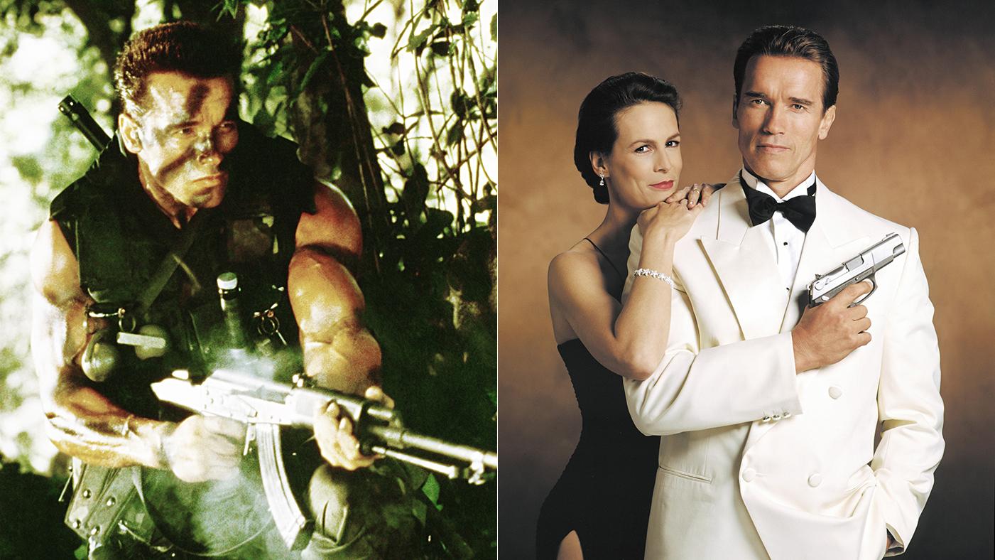 Schwarzenegger Film