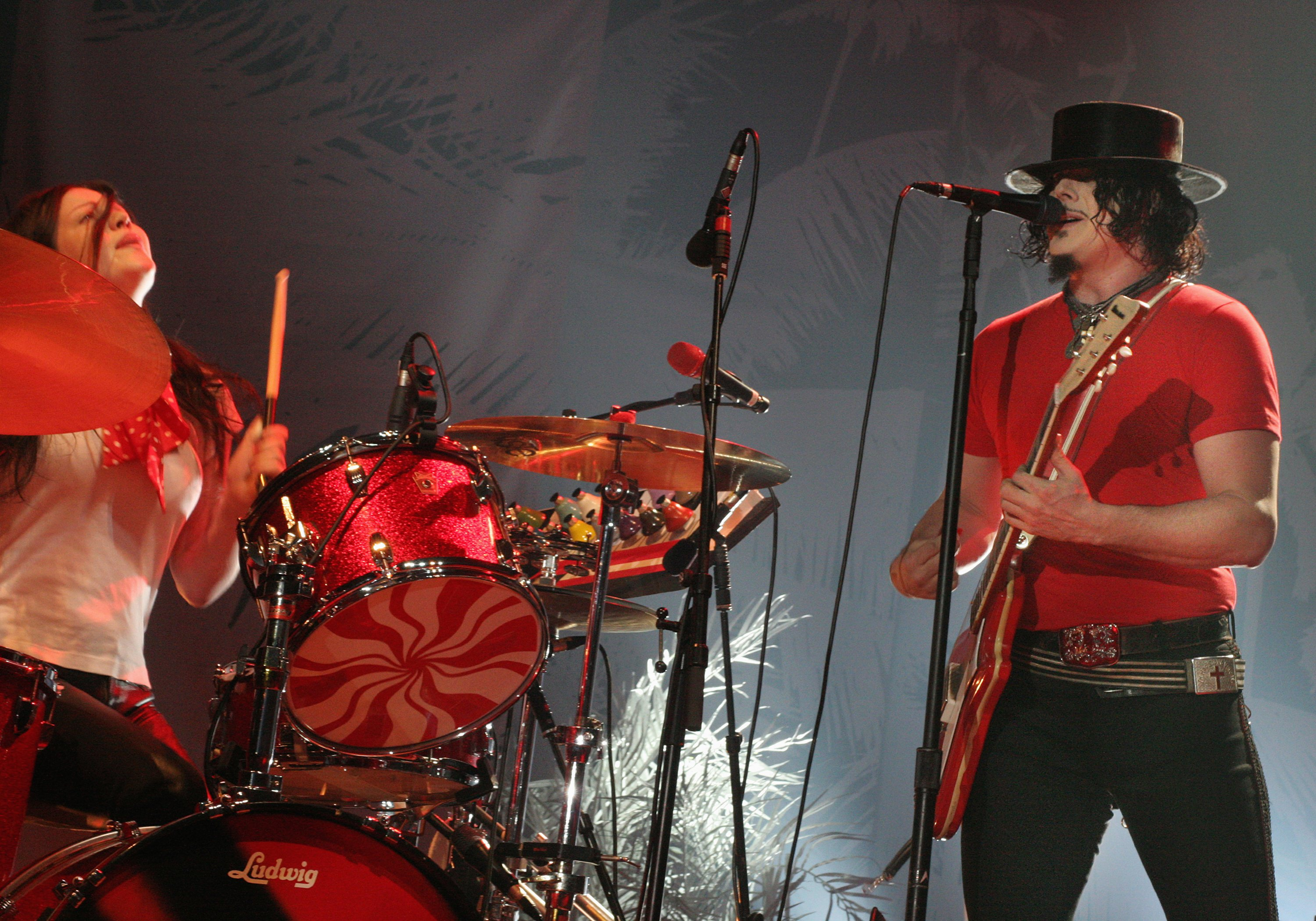 9658ce54 The Mysterious Case of the White Stripes – Rolling Stone