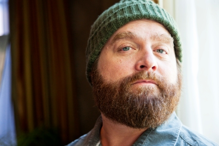Zach Galifianakis Reluctant Superstar Rolling Stone