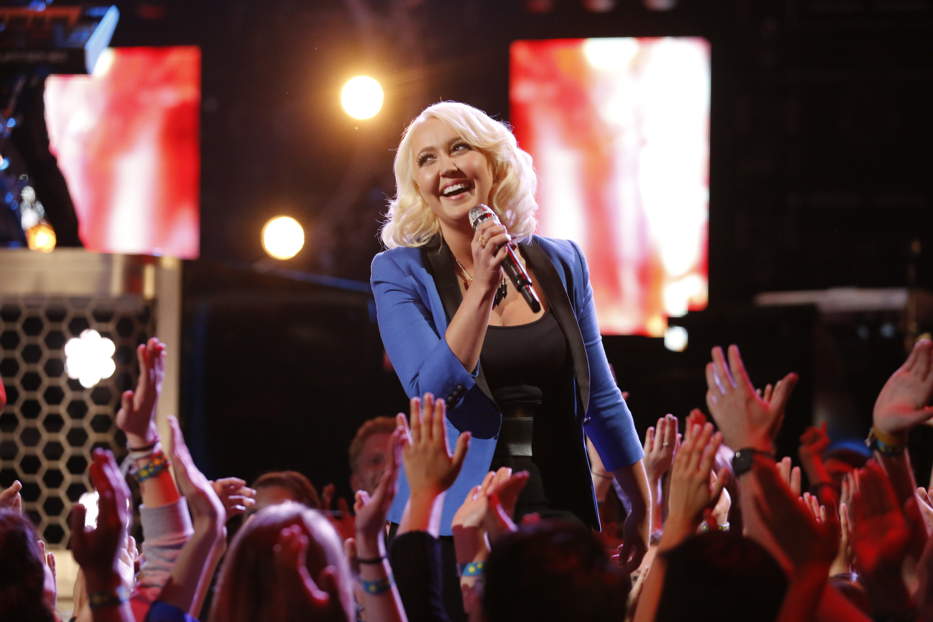 'The Voice' runner-up Meghan Linsey is planning to release a single, and  possibly EP, in the coming weeks.