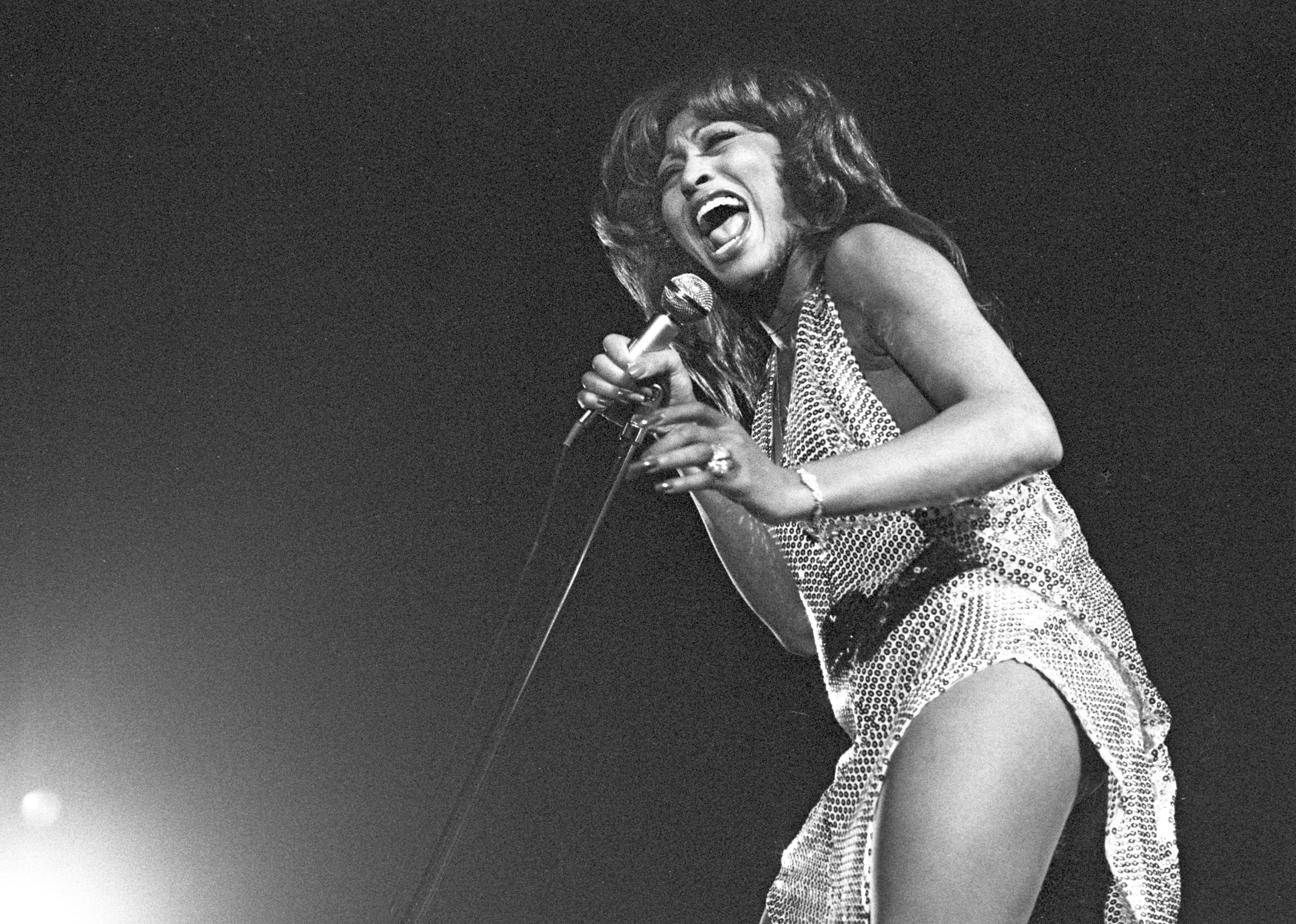 Tina Turner, Ike and Tina Turner