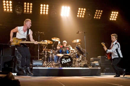 The Police: A Fragile Truce – Rolling Stone