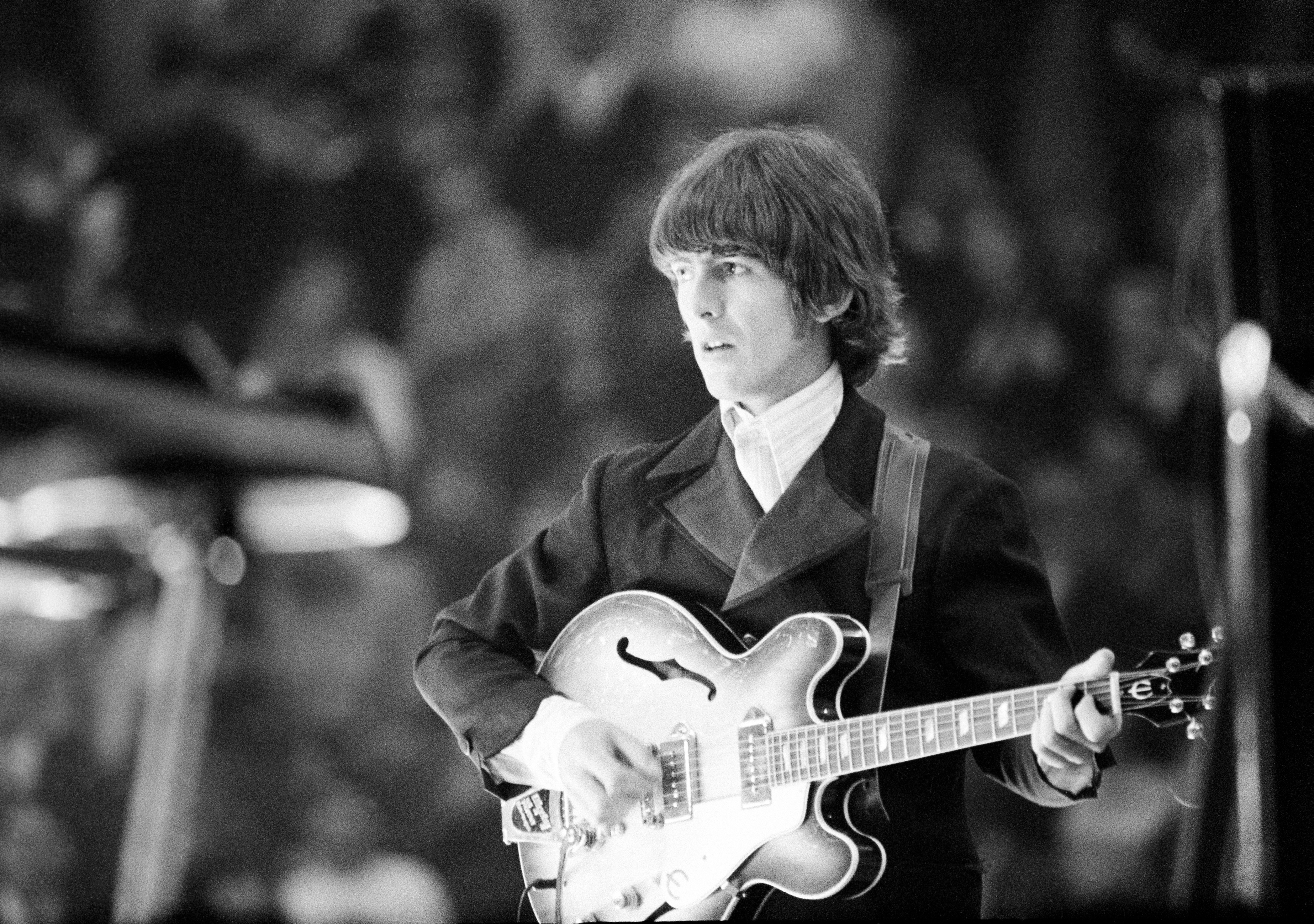 Read Previously Unknown George Harrison Letter From 1966 Rolling Stone