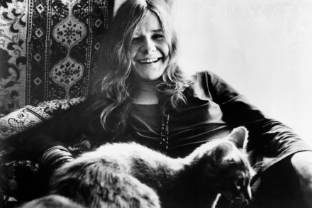 Janis Joplin Remembered After Her Death Rolling Stone