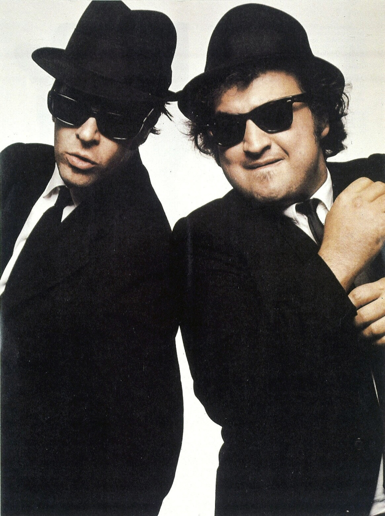 Image result for blues brothers smiling