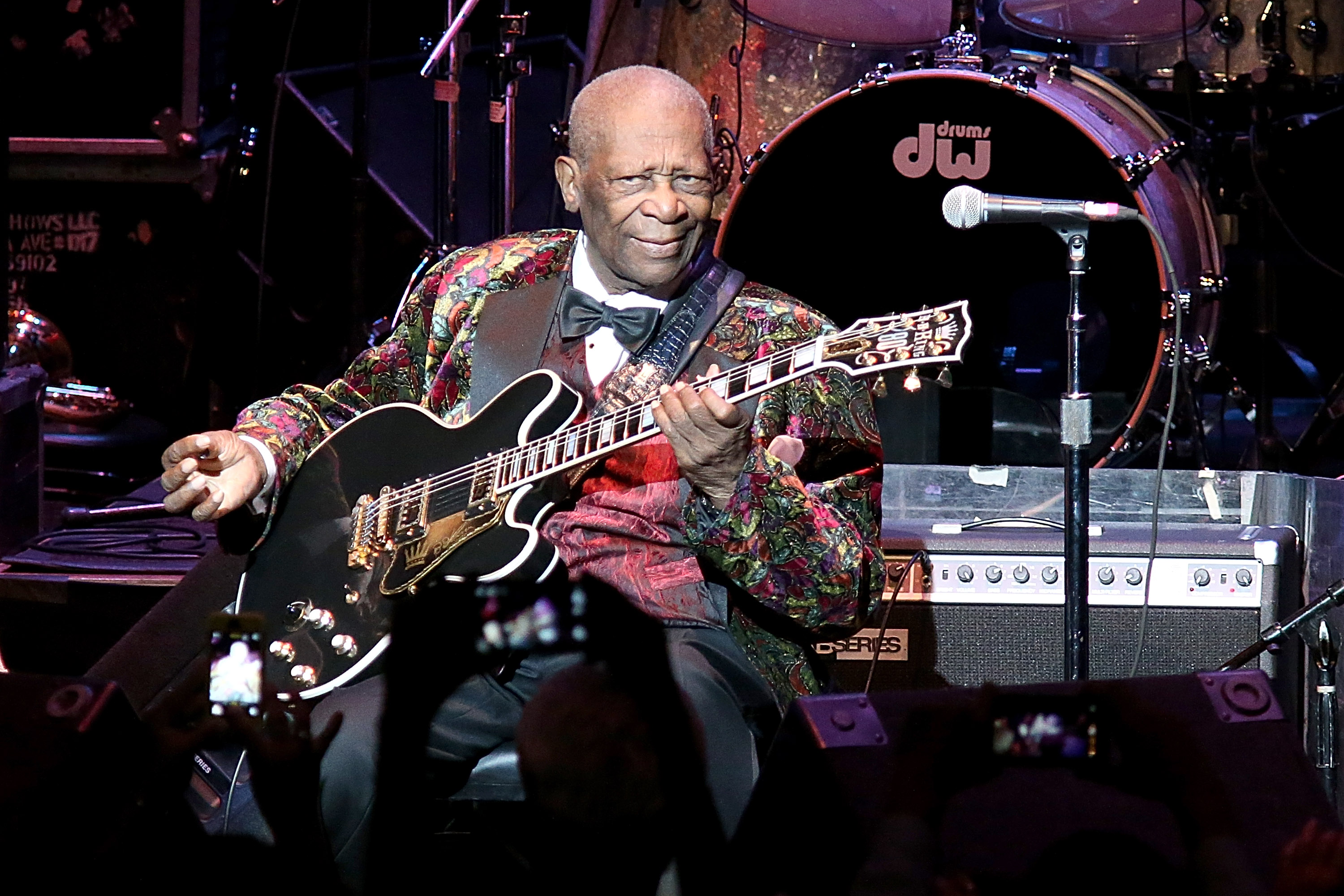 B.B. King's Estate on Poisoning Allegations: 'Baseless and Unfounded'