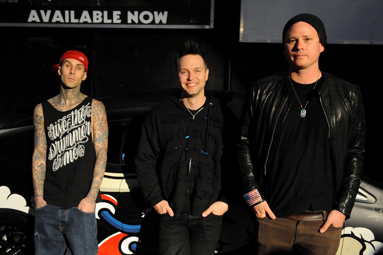 Blink-182 Inch Toward 'Friendly Divorce' From Tom DeLonge