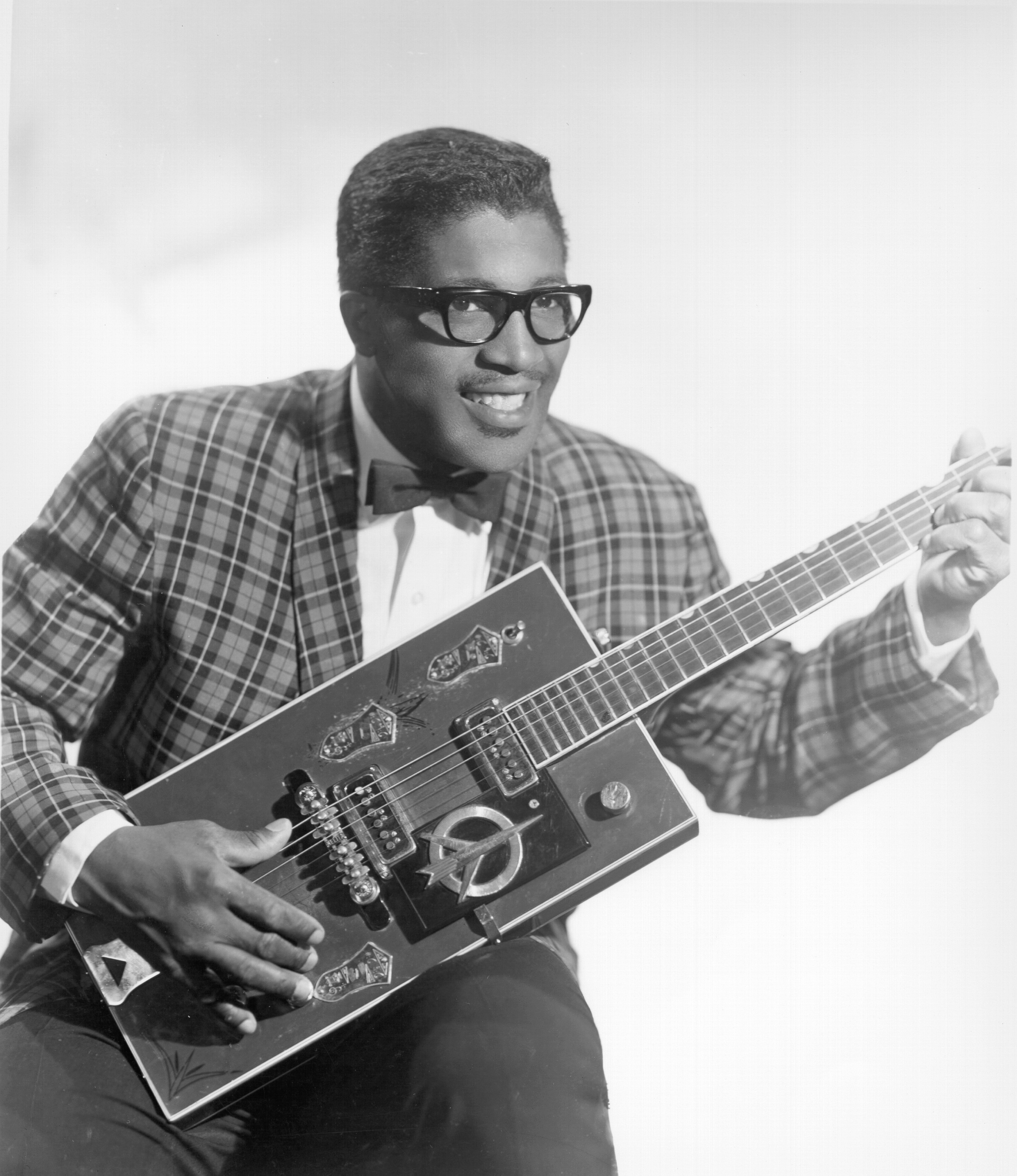 Image result for young bo diddley