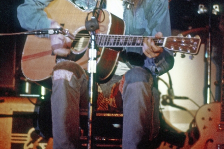 Neil Young at Carnegie Hall – Rolling Stone