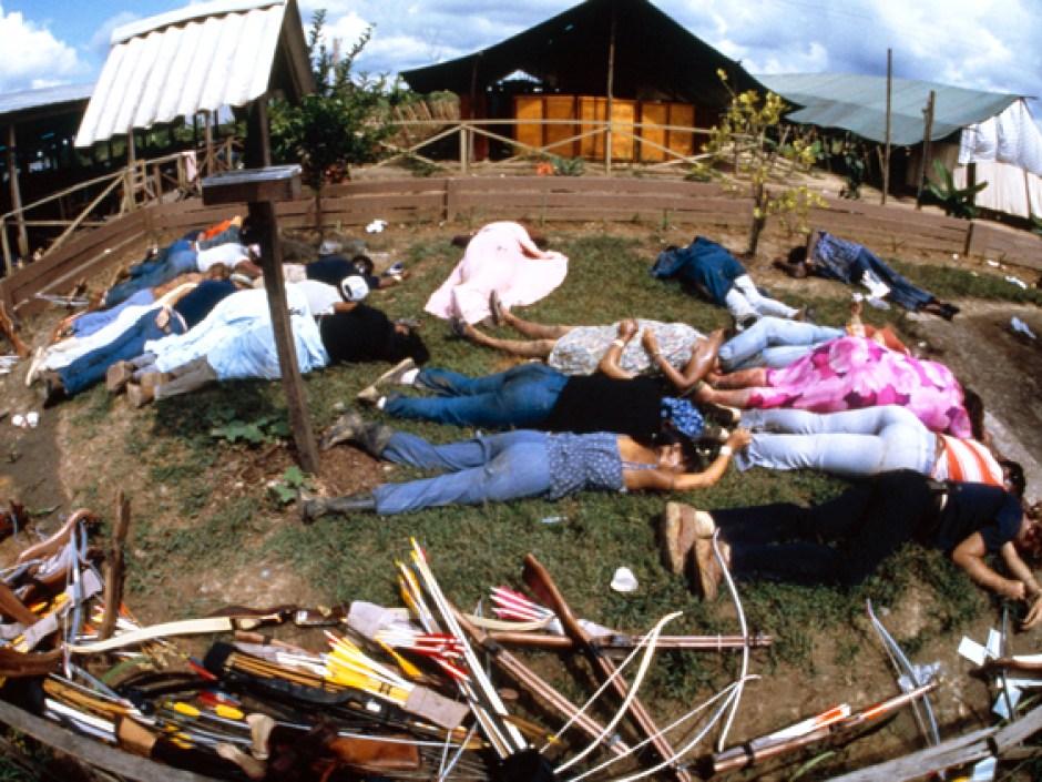 Jonestown Massacre: Guyana After Jim Jones Murder-Suicide