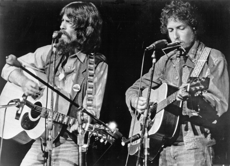 The George Harrison Bangla Desh Benefit Rolling Stone