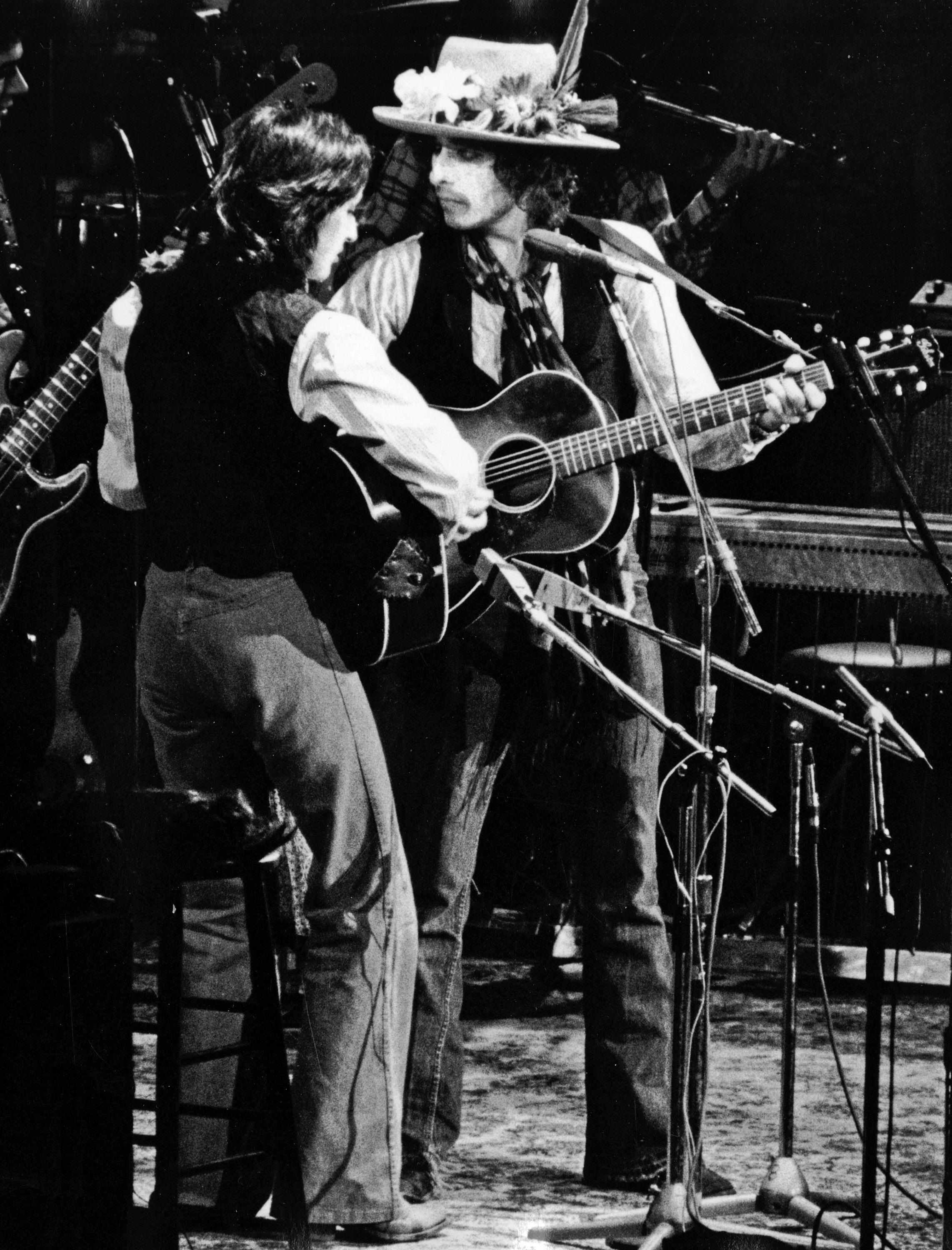 On the Road With Bob Dylan, Joan Baez and the Rolling Thunder Revue