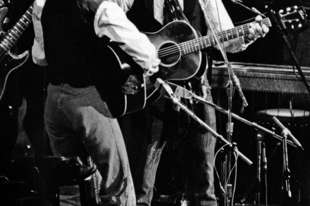 On the Road With Bob Dylan, Joan Baez and the Rolling