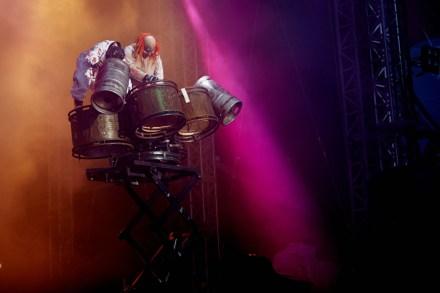 Slipknot Tease 'Dangerous' Summer Tour: 'It's Scary
