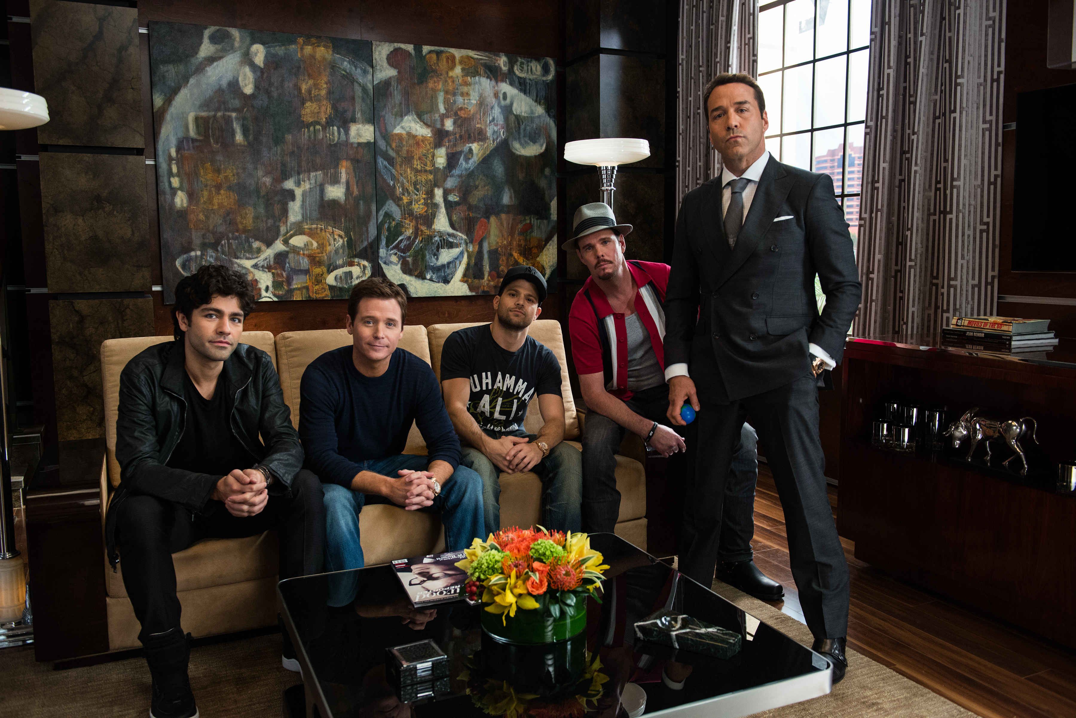 aa11bbfb8616 The Real-Life Bros of  Entourage  – Rolling Stone