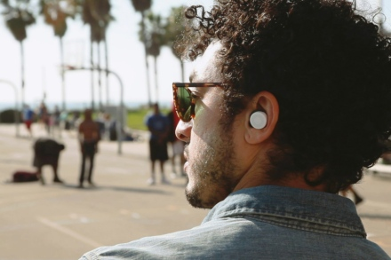New Earbuds Allows User to Change Live Audio Environment
