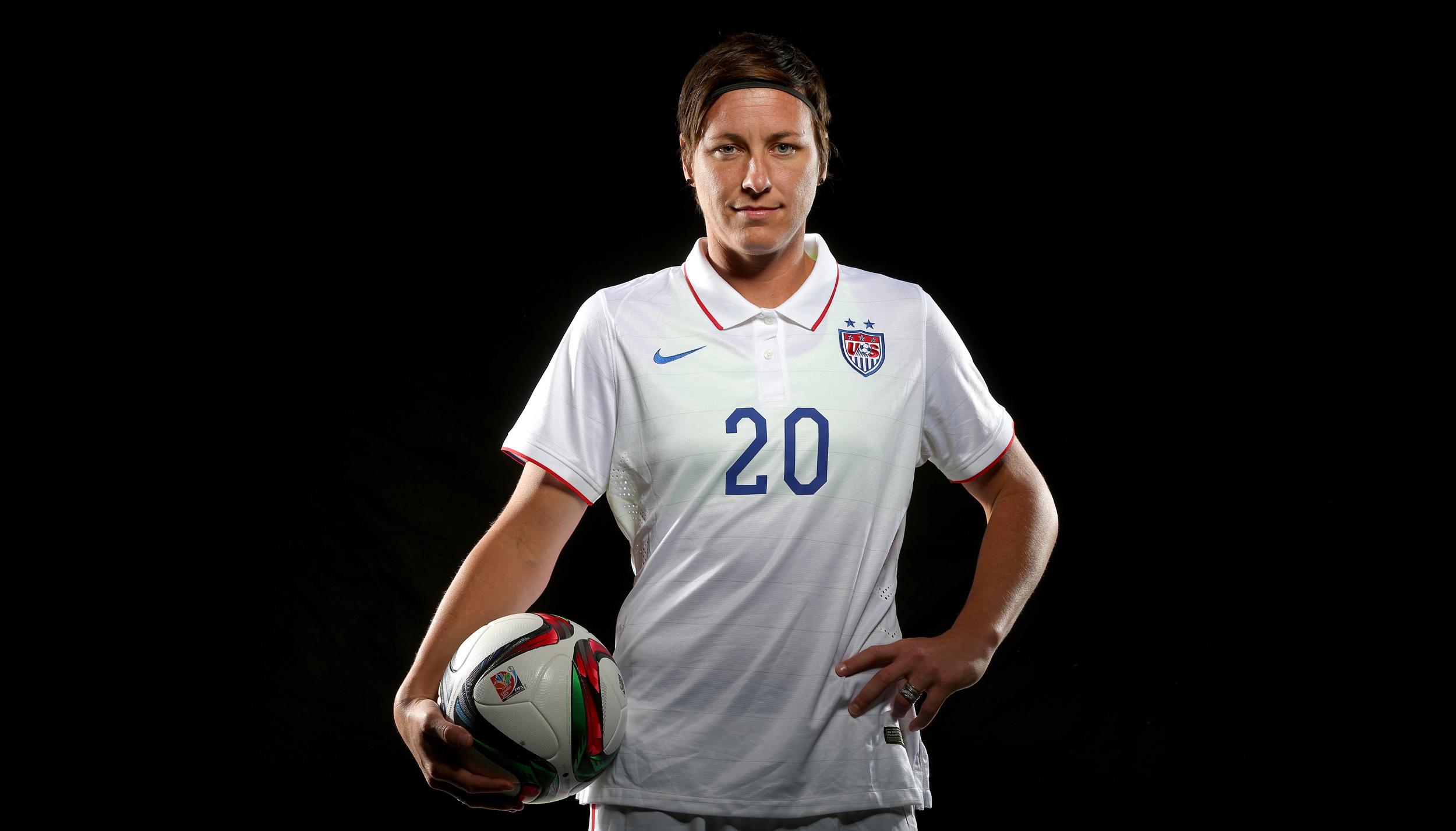 b64a7dcd625 Abby Wambach s Big Goals  Win the World Cup