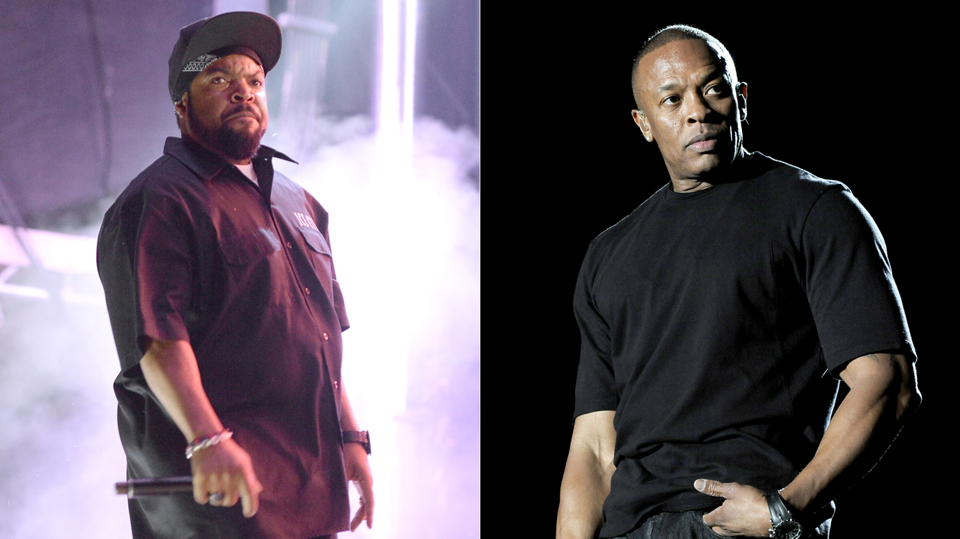 Dr. Dre, Ice Cube Named in Wrongful Death Lawsuit Against Suge Knight