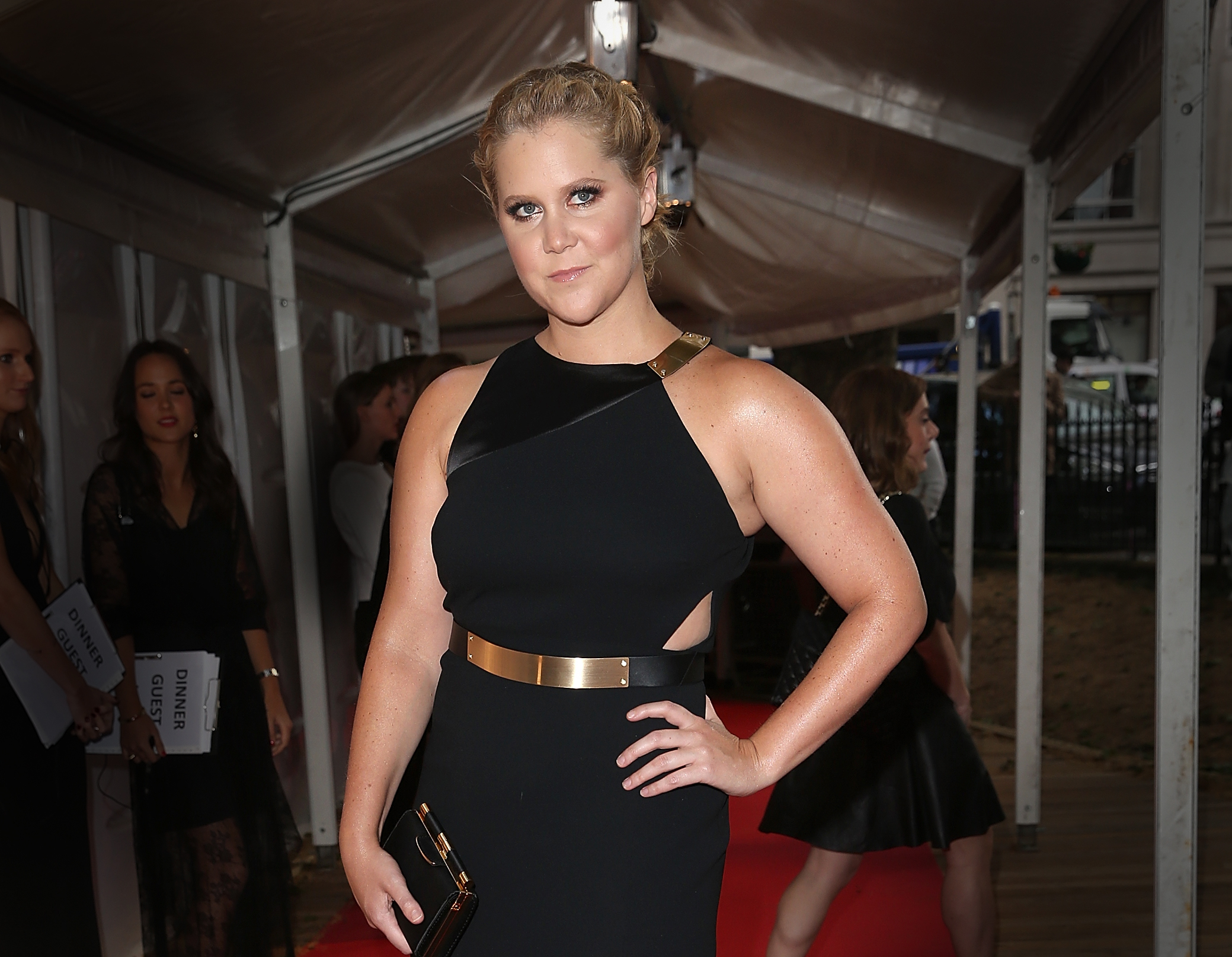 Amy Schumer Tit Pics watch amy schumer's unapologetic glamour awards speech
