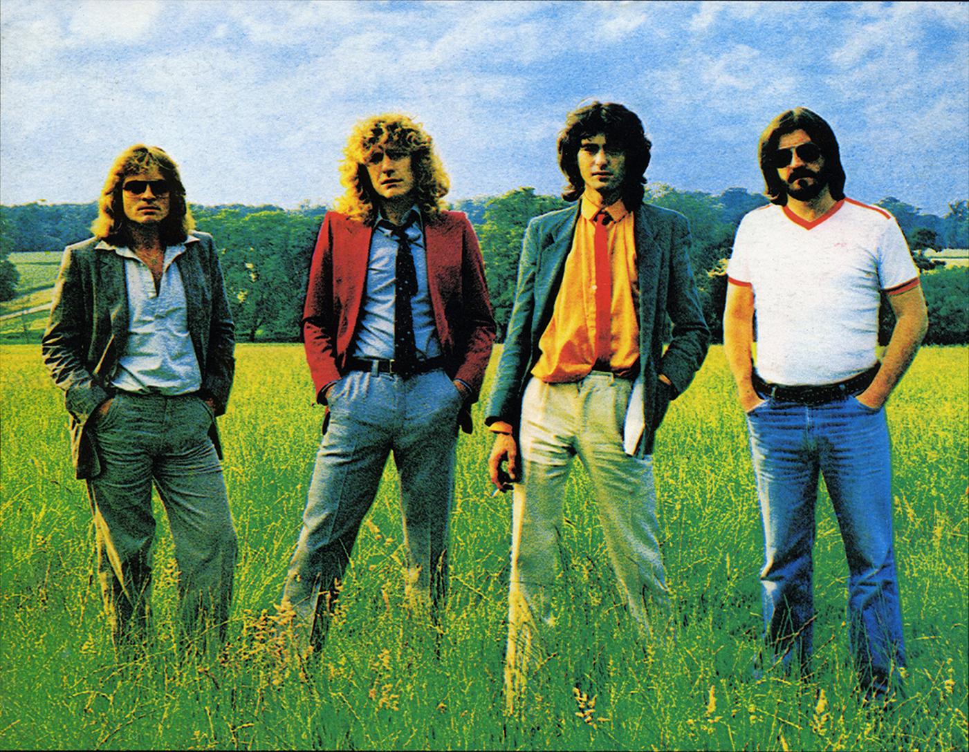 Hear Led Zeppelin's Rare, Riotous Blues Rave-Up 'Sugar Mama'