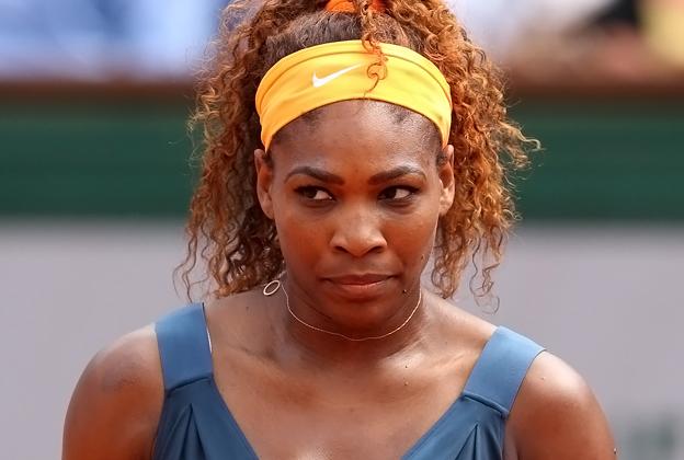 Serena Williams French Open Paris
