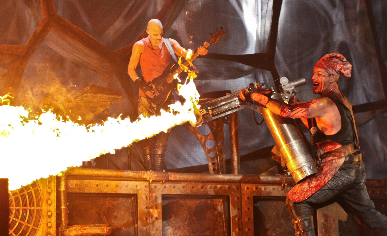 Sex, Pills & Metal: Rammstein Singer Till Lindemann on Filthy Solo