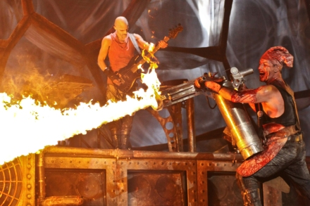 Sex, Pills & Metal: Rammstein Singer Till Lindemann on