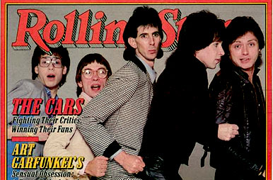 c72ff2af5d Rolling Stone 1980 cover story features The Cars – Rolling Stone