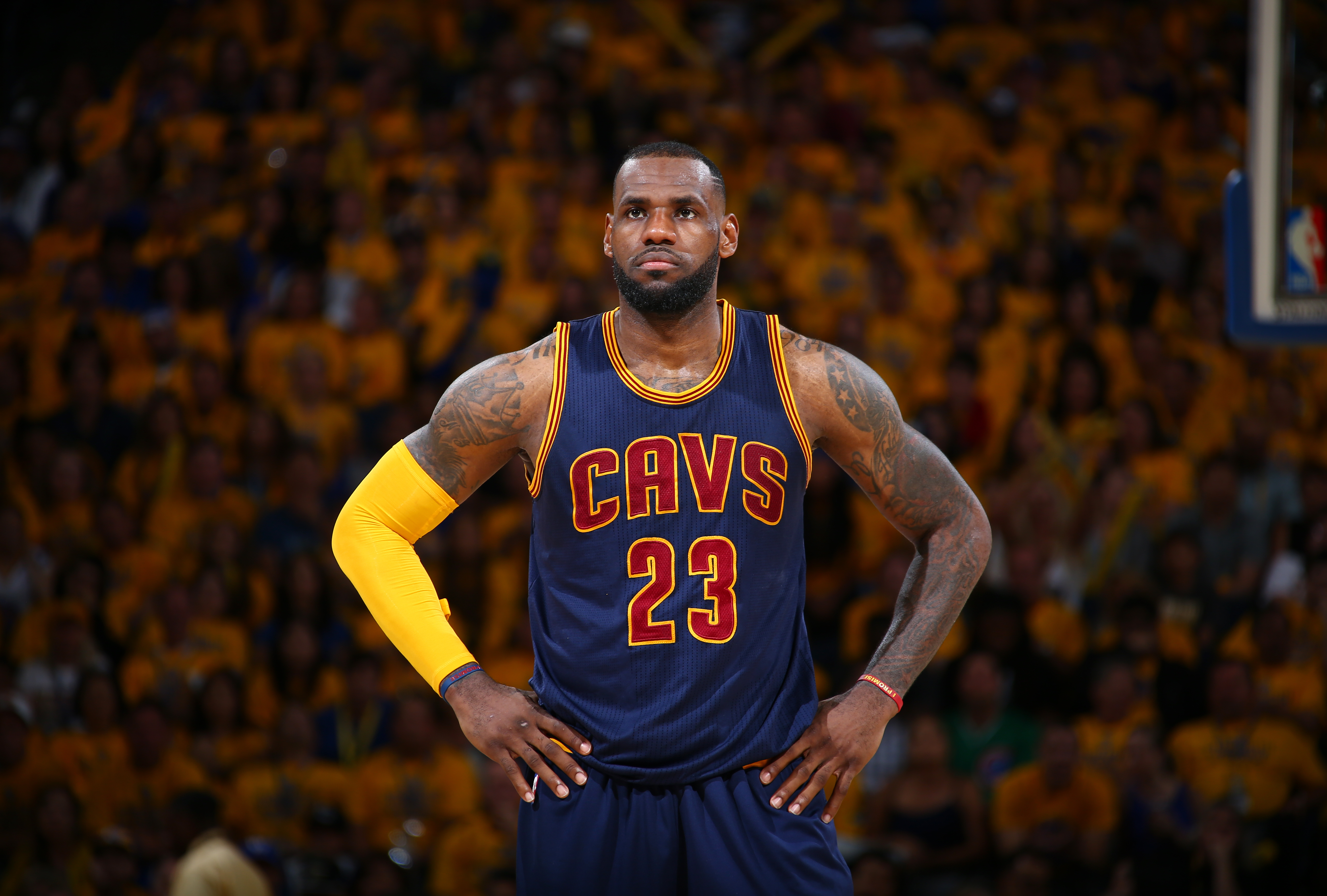 cef91f7a868 NBA Finals  Everything You Know About Warriors – Cavs Is Wrong ...