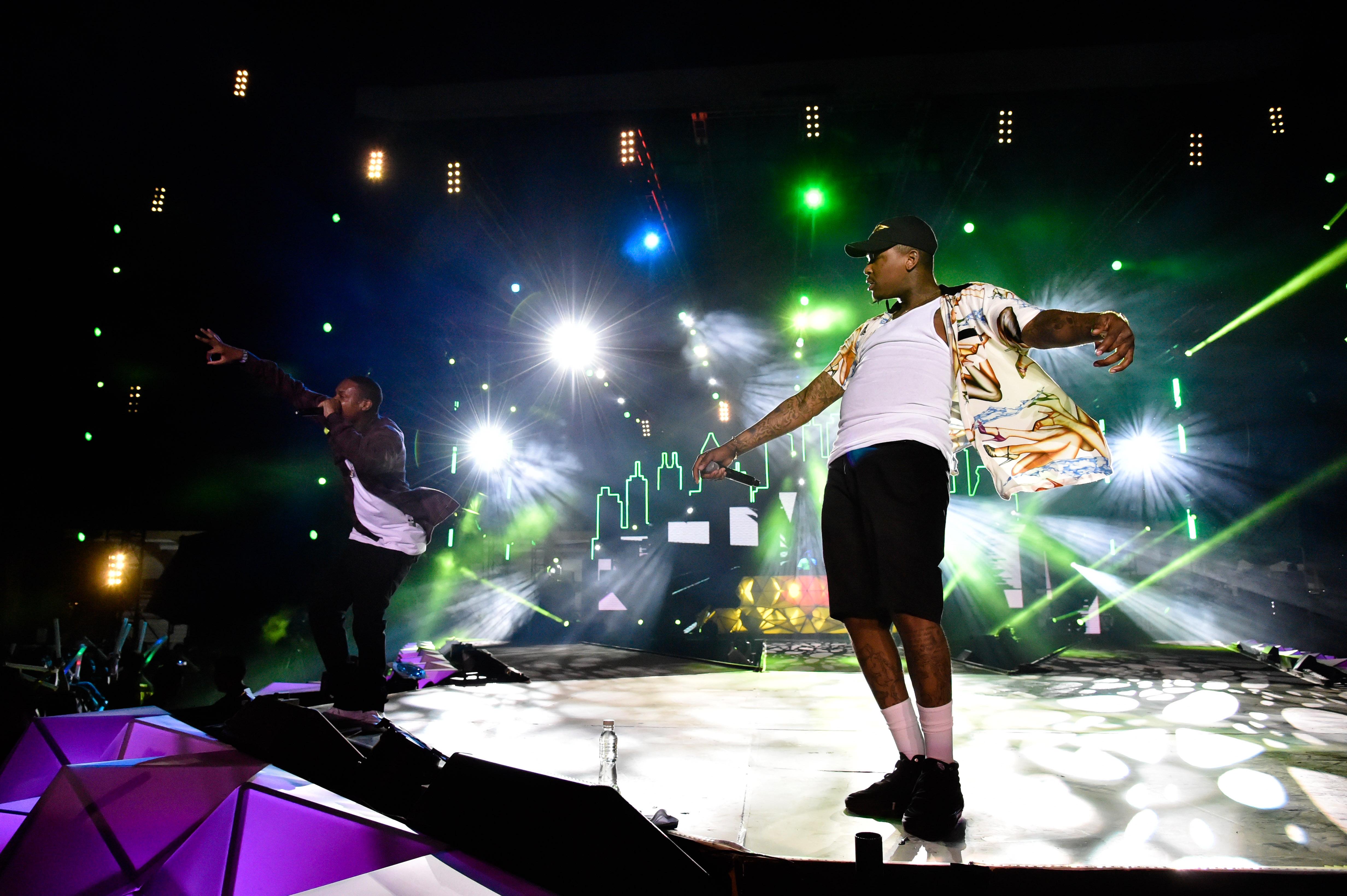 YG Shot Three Times at Los Angeles Recording Studio