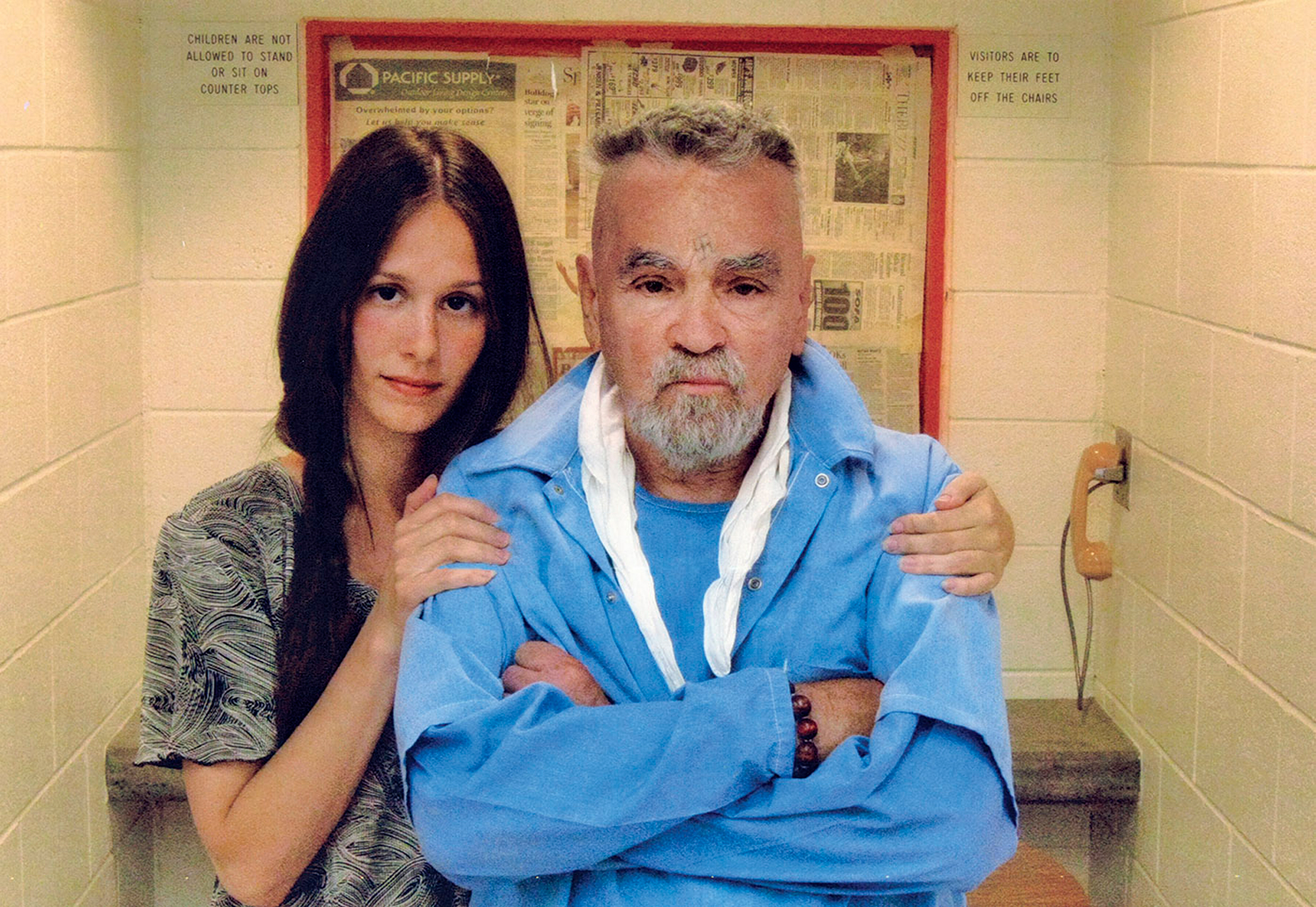Is Charles Manson Getting Married?