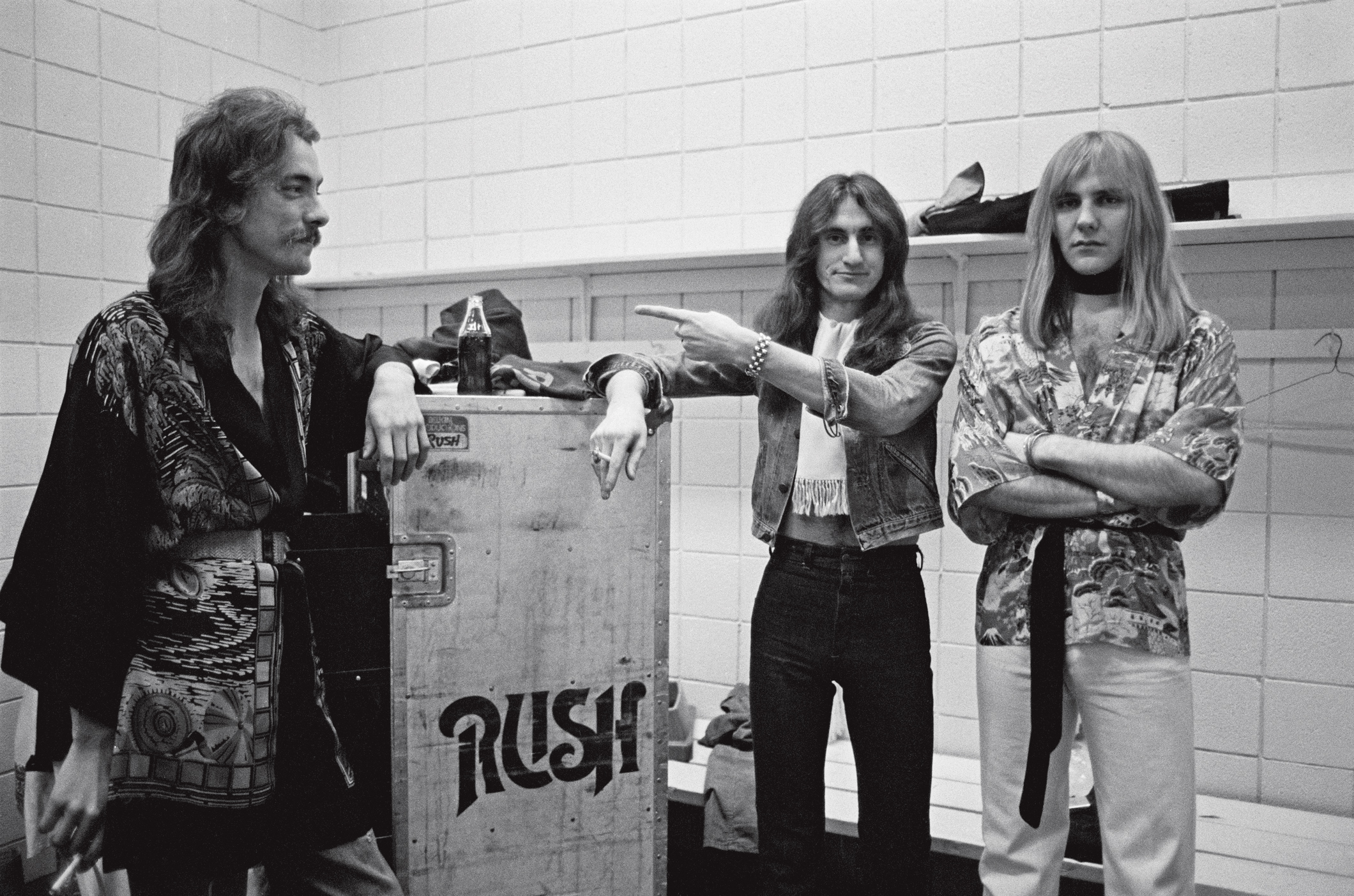 From Rush With Love Rolling Stone