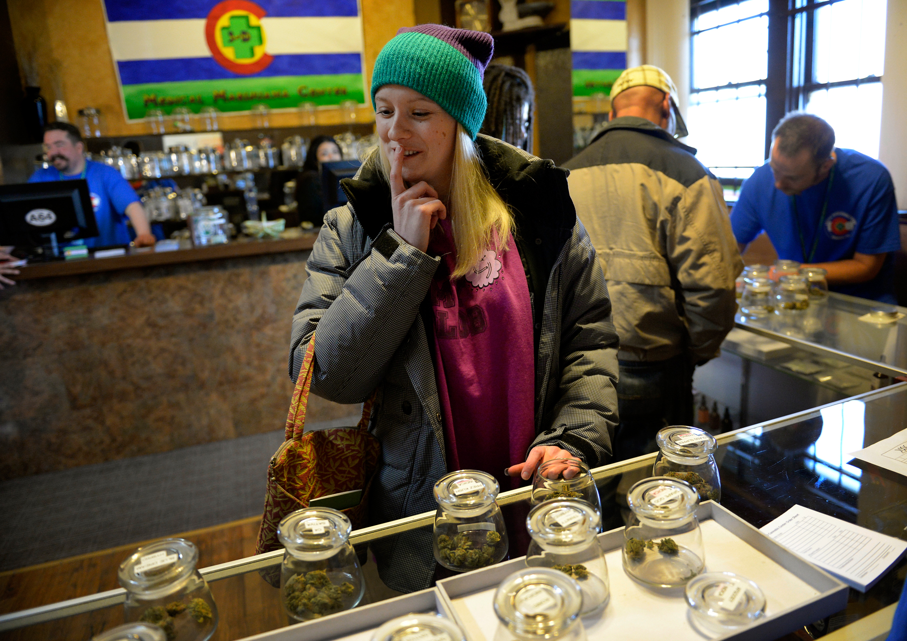 The First Day of Denver's Weed Boom: An Eyewitness' Account
