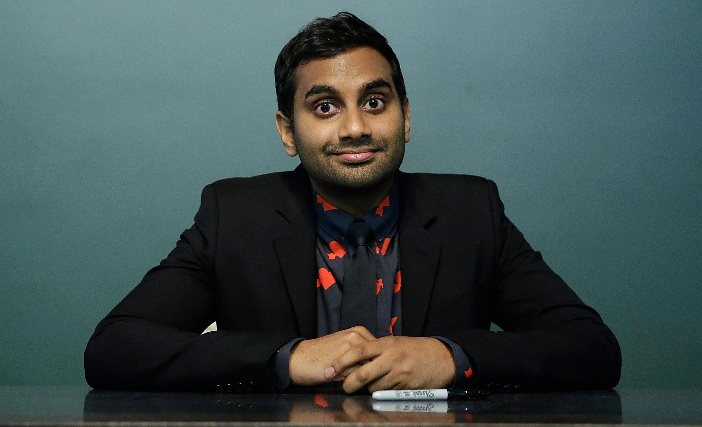 Aziz ansari online dating website