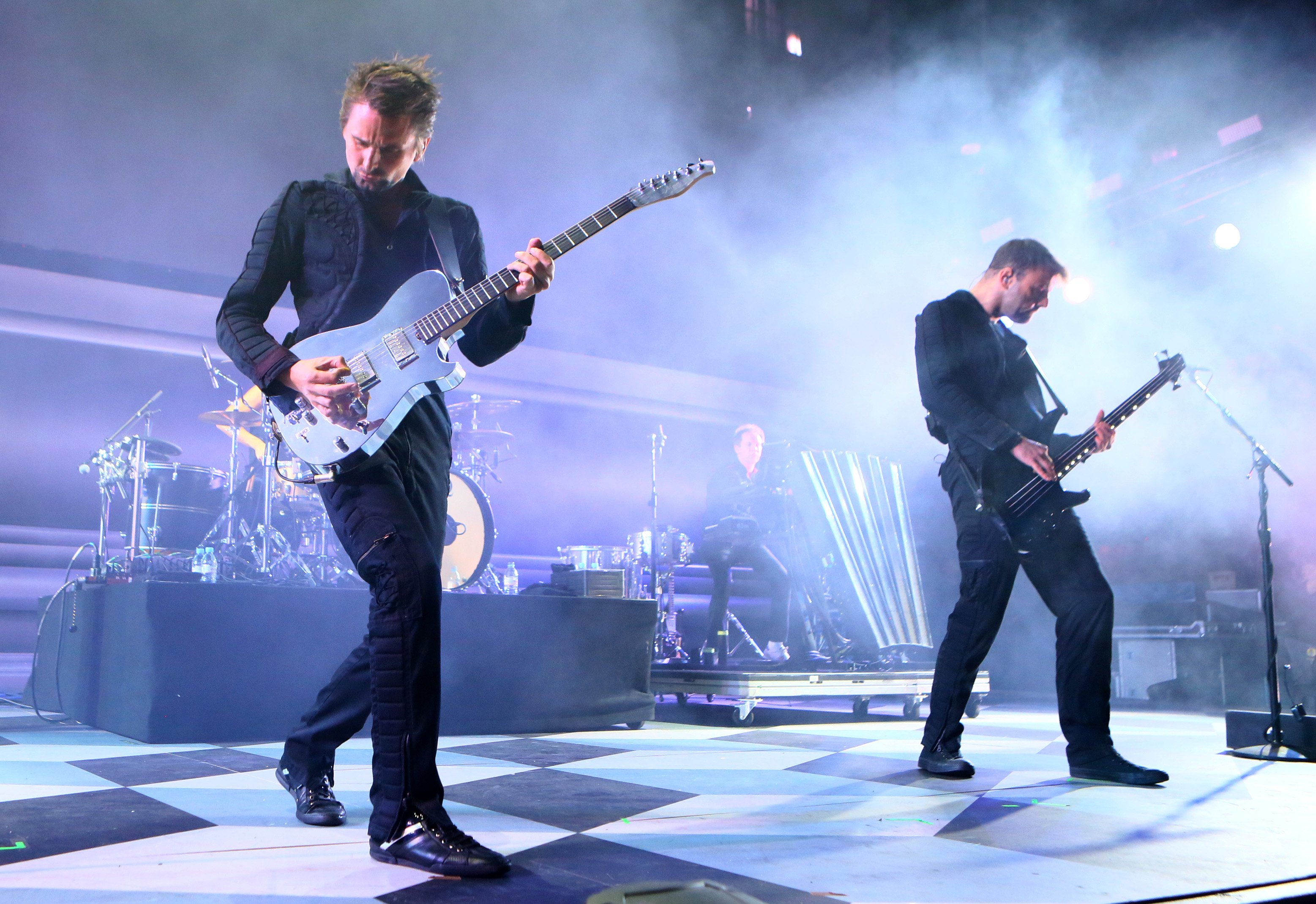 On the Charts: Muse, Rolling Stones Continue British Reign