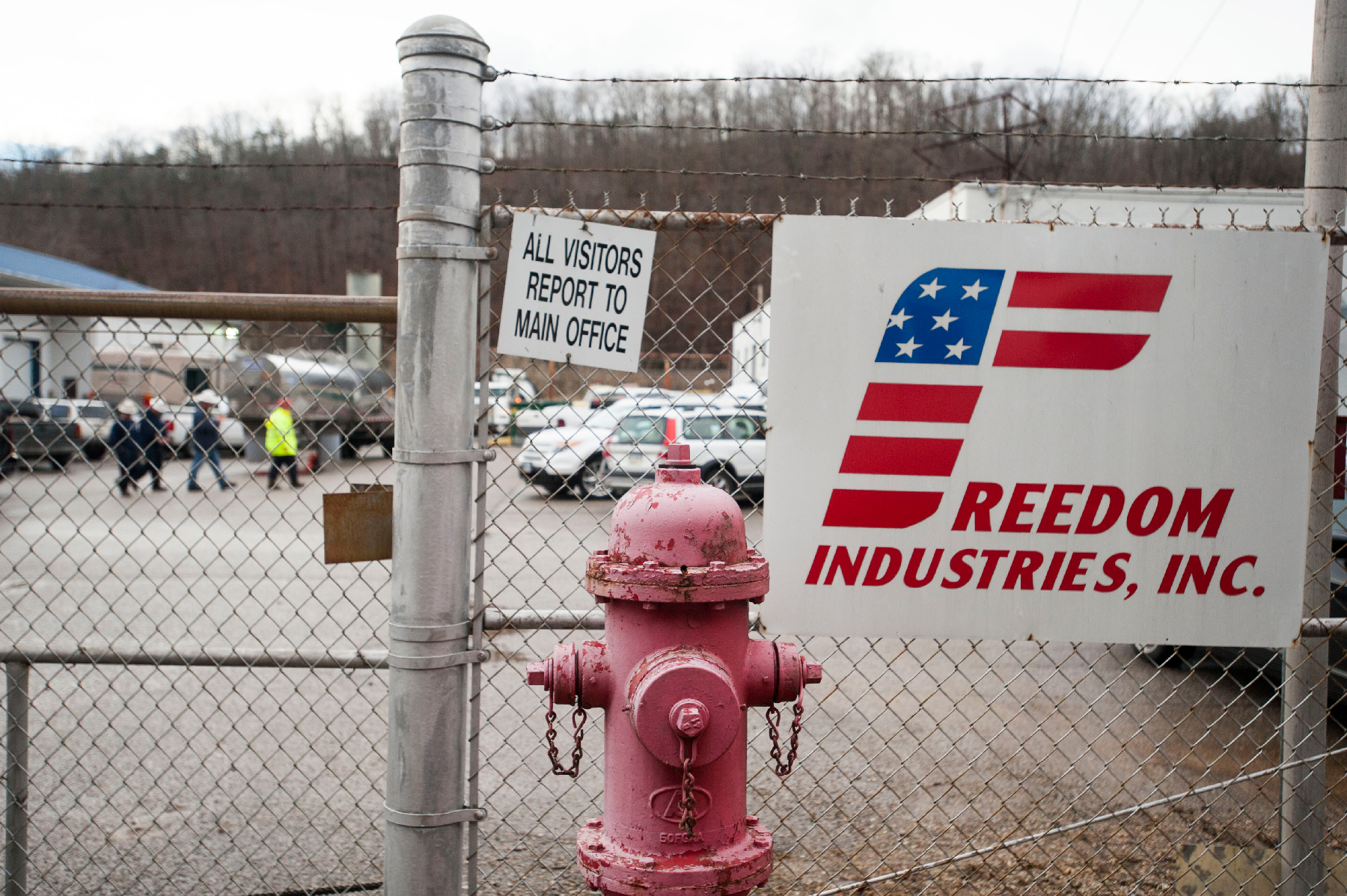 Don't Drink the Water: West Virginia After the Chemical Spill