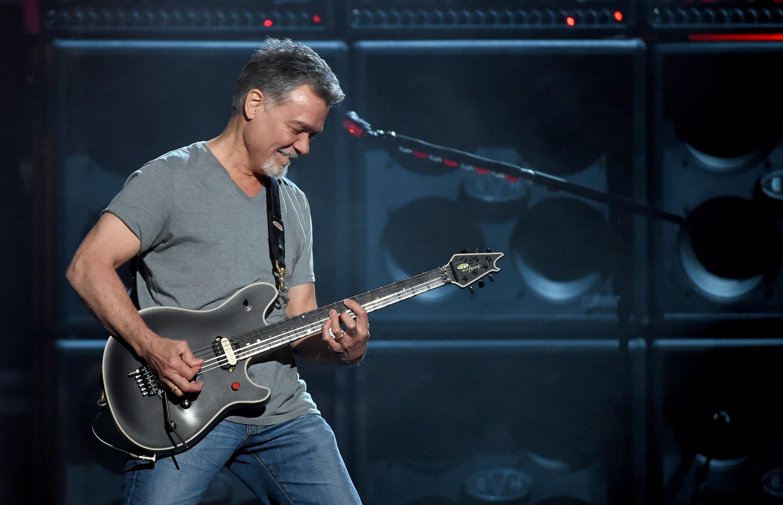 Eddie Van Halen on David Lee Roth: 'He Does Not Want to Be My Friend'