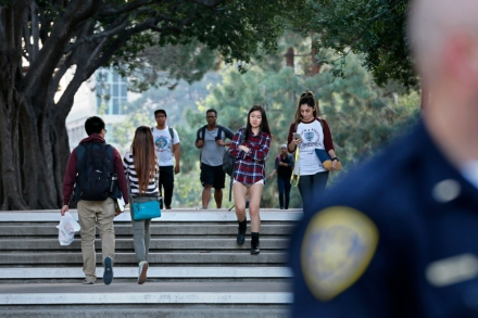 6 Ways Campus Cops Are Becoming More Like Regular Police – Rolling Stone