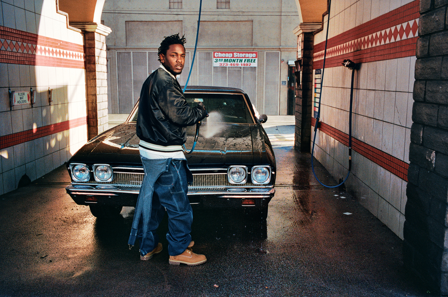 Kendrick Lamar Cars >> The Trials Of Kendrick Lamar Rolling Stone